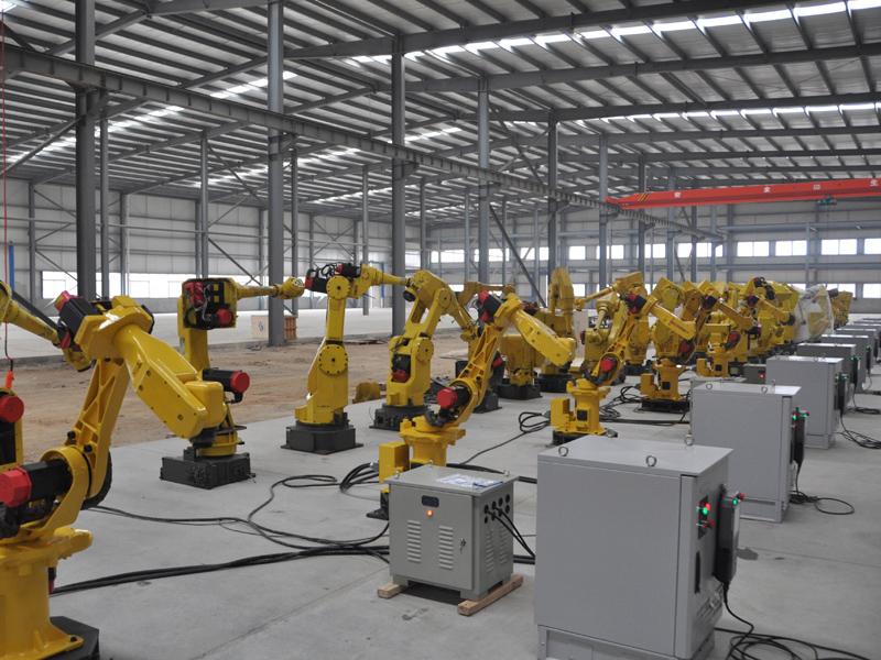人力成本上升加速机器人应用