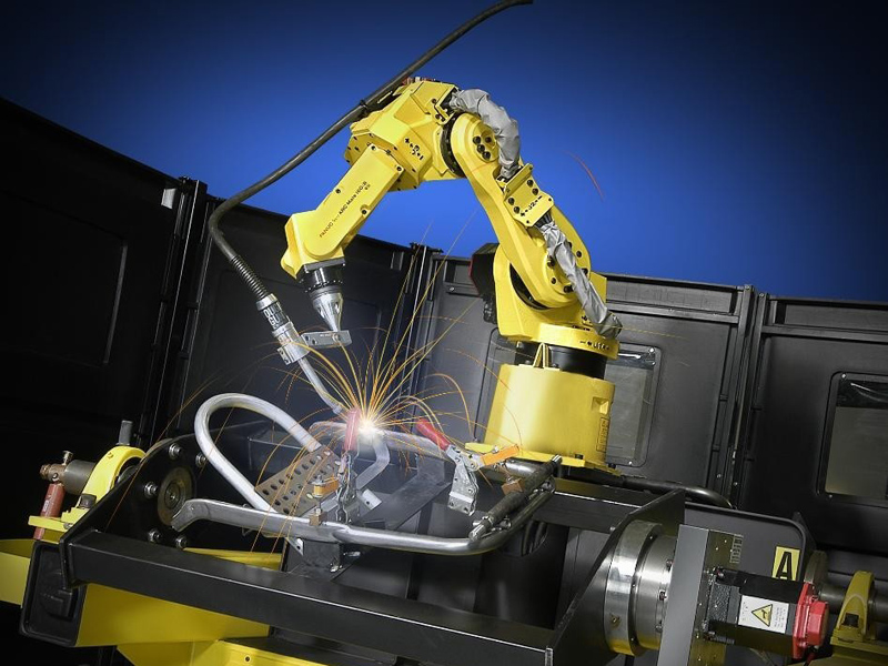 这些活儿机器人干起来不比你差