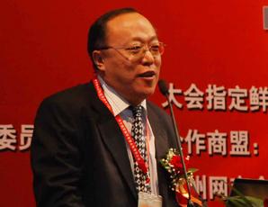 清華大學柴躍廷發表演講